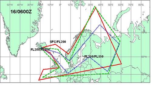 Mapa de previsión