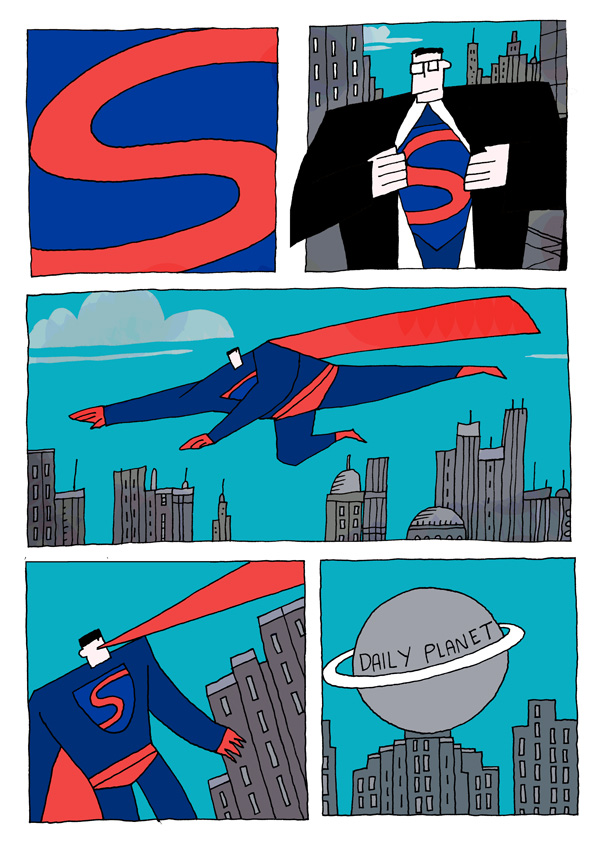 All Star Superhero