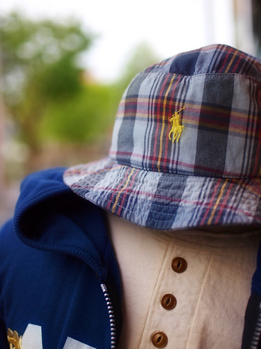 Ralph Lauren / Check Hat