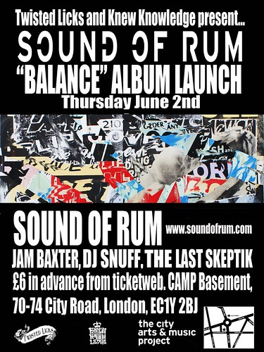 Sound of rum poster high res jpeg