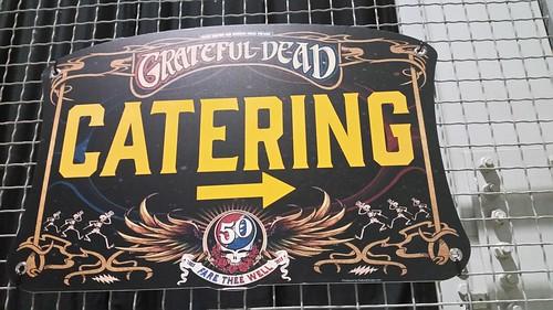 Catering: Grateful Dead