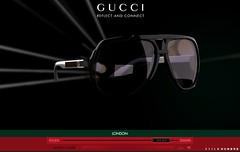 Gucci Eyeweb
