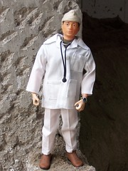 Hospital Surgeon (laratramex) Tags: custom ledy classicjoe