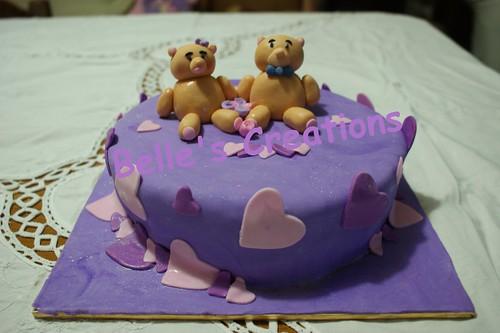Italy 2009 - Valentine's Cake 1