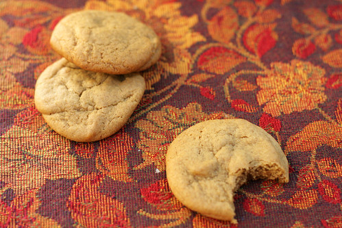 Molasses Cookies 2