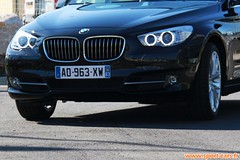 Test BMW serie 5GT 3