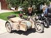 BMW R75 Wehrmachtsgespann (John Steam) Tags: vintage germany bayern fuji military motorbike bmw ww2 motorcycle oldtimer r75 f11 sidecar motorrad beiwagen gespann mehring teisendorf wehrmachtsgespann