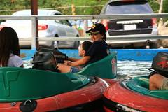 20091108_9822 (Yiwen103) Tags: 內灣 露營 尖石 卡丁車 櫻花谷 碰碰船 踏踏球