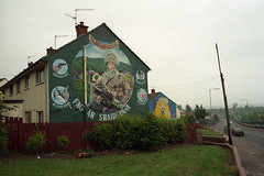 Belfast - Leave our streets (© Sam.Seyffert) Tags: mural europe belfast northernireland republican troubles