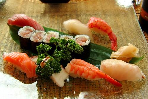 sushi 寿司 / 鮨 / 鮓