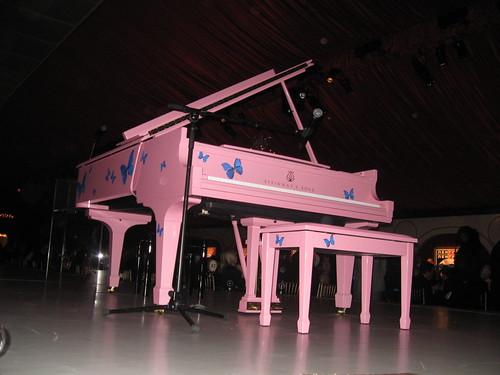 Damien's piano