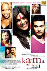 Karma Aur Holi poster