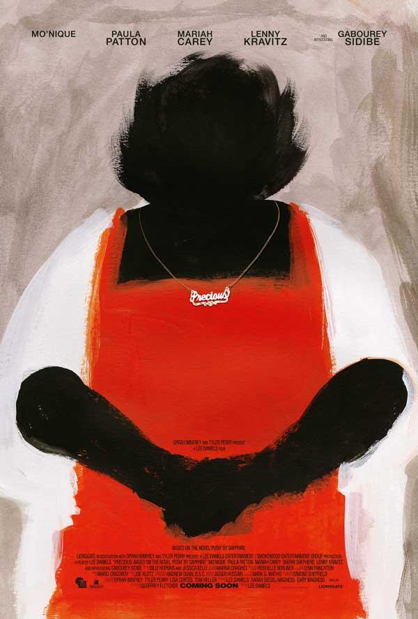 Precious (2009) poster  2