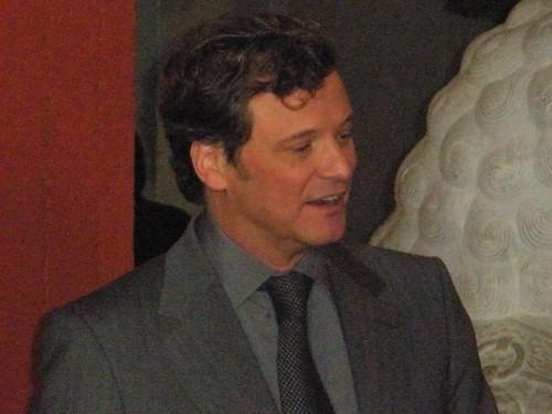 """Colin Firth - """"A Single Man"""" Premiere"""
