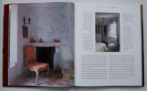 Frédéric Méchiche / pg 22-23 of Rooms To Remember / Barbara Stoeltie and René Stoeltie