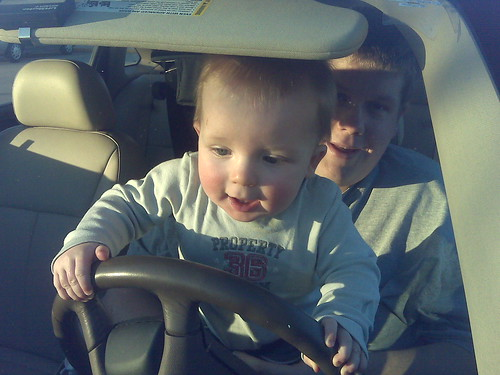 brecken driving