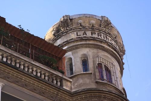 Casablanca architecture.