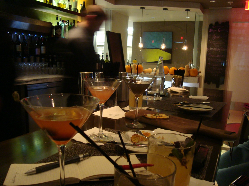 Cocktail Tasting @ Drago Centro