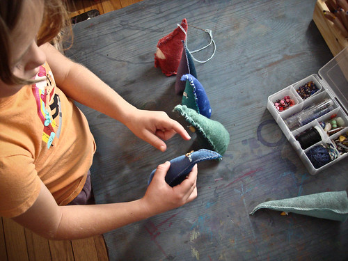 eden making trees and a gnome