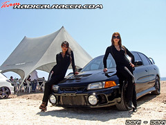 Mitsubishi Lancer Evolution IV & RR Models - Team Radical Racer (DoRi DoRi Graphics) Tags: chile sky expo sony 4 models modelos rr evolution event radical tuning iv lancer mitsubishi racer antofagasta gsr h10 4g63t cn9a