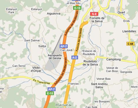 Aeroporto Girona 2