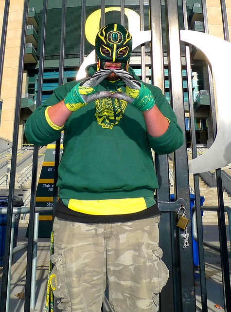 Duck Fan @ Autzen Stadium