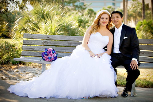 SMY Interracial Wedding Picture photo 2652820-1