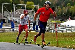 Trénink na kolečkových lyžích – klady a zápory