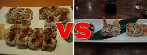 Ocha vs. Aoki
