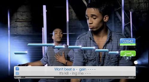 SingStar: JLS - Beat Again