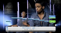 SingStar: JLS - Beat Again