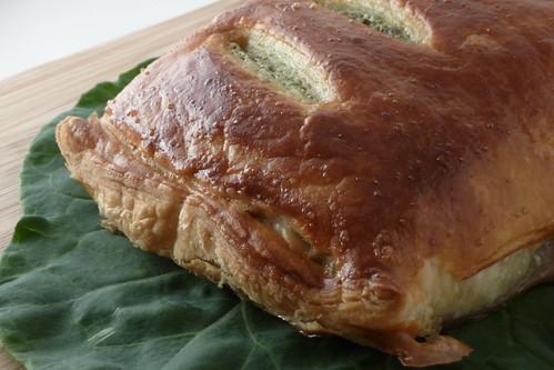 December Challenge: Salmon en Croute