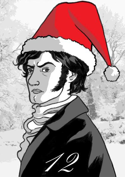 Mr. Darcy Santa