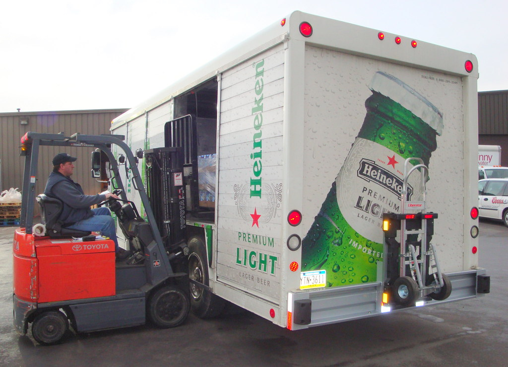 Hessco Beverage Truck Bodies Kulpsville, Pennsylvania