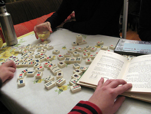 GC mahjong