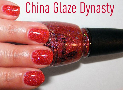 China Glaze Dynasty