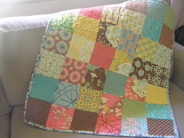 quilt for grandma
