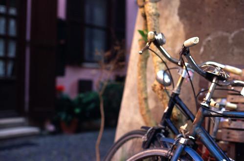 Mobilità sostenibile - foto di Zio Bill