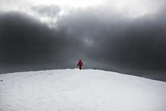 eating clouds (ion-bogdan dumitrescu) Tags: light red white black mountains silhouette clouds contrast dark littleredridinghood romania ranca bitzi gorj ibdp mg4159edit ibdpro wwwibdpro ionbogdandumitrescuphotography
