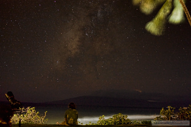 Me and the Milky Way