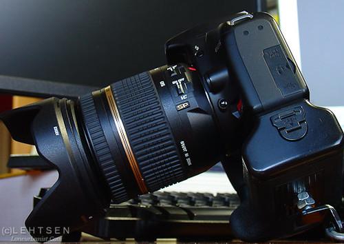 Tamron SP AF17-50mm F/2.8 XR Di-II VC on Canon Rebel XS