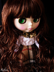 Menta in Burberry style