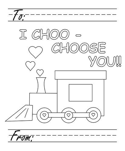 Choo-Choo Valentine