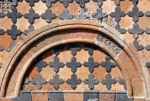 armenian stone work, ani