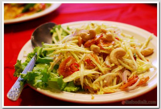 Maa Roy Mango Salad 2