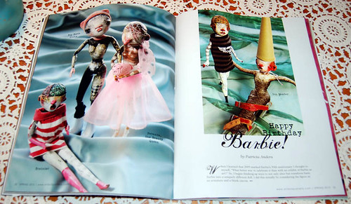 Barbie Redux, Published!