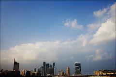 There's No Limit (syam.) Tags: blue sky eos bluesky limit dmc dubaimediacity mywinners flickraward ysplix syamktr dreemze skyascanvas natureandnothingelse canon1000d