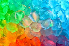 colorful-ice (marckuijer) Tags: blue red orange cold color green ice colors yellow colorful frost purple ijs beneton