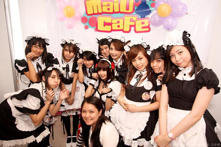 Мейд-кафе