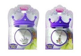 Recalled Princess & Frog jewelry